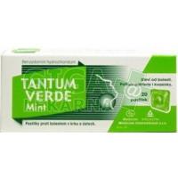 Tantum Verde Mint 20 pastilek