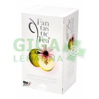 Čaj Fantastic Tea Jablko+Echinacea 20x2.5g