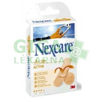 3M Nexcare Active náplast různé velikosti 20ks