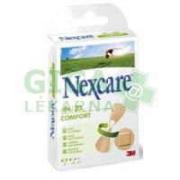 3M Nexcare Comfort náplast různé velikosti 20ks