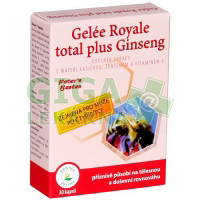 Gelée Royale total plus Ginseng 30 kapslí