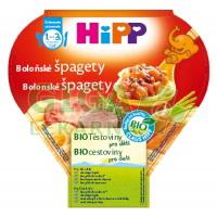 HiPP BIO Dětské těstoviny Boloňské špagety 250g