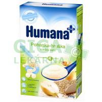 Humana kaše obilno-mléčná pohanka-hruška od 4.měsíce 250g