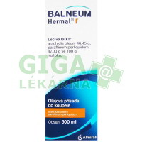 Balneum Hermal F 500ml