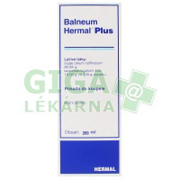 Balneum Hermal Plus 200ml