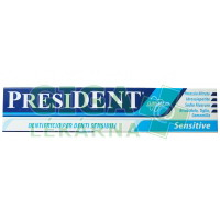 PresiDENT Zubní pasta Sensitive 75ml