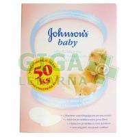 Johnsons Baby prsní vložky pro kojící matky 50ks