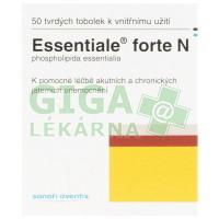 Essentiale Forte N 50 kapslí