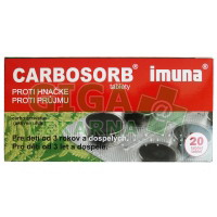 Carbosorb 20 tablet