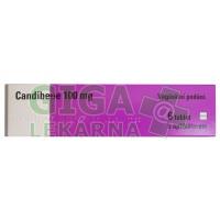 Candibene 100mg 6 vaginálních tablet