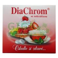 DiaChrom se sukralózou sladidlo 600 tablet