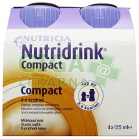 Nutridrink Compact 4x125ml Káva
