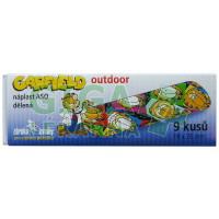 Náplast ASO Garfield 19x76mm Outdoor PLS 9ks