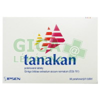 Tanakan 40mg 90 tablet
