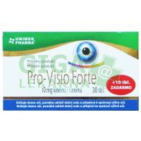 Pro-Visio Forte 30+10 tablet zadarmo
