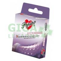Prezervativ Pepino 3in1 3ks