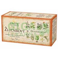 Grešík Žlučníkový čaj 20x1,5g Devatero bylin