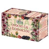 Grešík Ovocný čaj s echinaceou 20x1,5g přebal