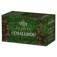 Grešík Zelený čaj s chaluhou 20x1,5g přebal