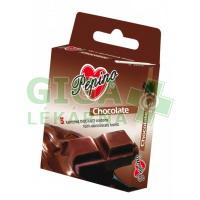 Prezervativ - kondom Pepino Chocolate 3ks