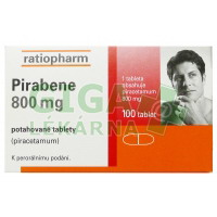 Pirabene 800mg 100 tablet