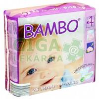 BAMBO Air Plus Maxi Plenkové kalhotky 9-18kg 25ks