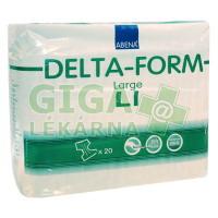 Inkont.kalhotky Delta Form L1 20ks