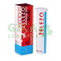 Rosen Železo+B12 eff.20 tablet
