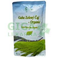 Gaba zelený čaj Organic sypaný 100g