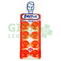 Pectol pomerančový drops s vitamínem C blistr
