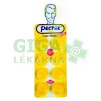 Pectol citronový drops bez cukru s vitamínem C blistr