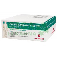 Calcii Carbonici 0.5 MVM 100 tablet