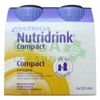 Nutridrink Compact 4x125ml Banán