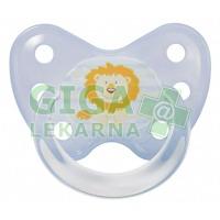 BABY NOVA dudlík Dentistar velikost 1 kroužek bez zoubků