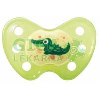BABY NOVA dudlík Dentistar velikost 1 pro děti bez zoubků