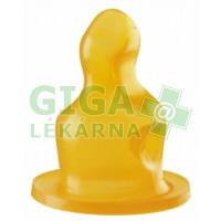 BABY NOVA savička latexová tvarovaná č.1