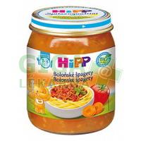 HIPP DĚTSKÉ MENU BIO Špagety v boloňské omáčce 250g