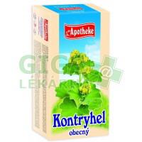 Apotheke Kontryhel obecný čaj 20x1,5g