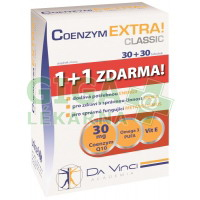 Coenzym EXTRA! Classic 30mg 30+30 tobolek
