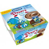 NESTLÉ Baby Dessert kakaový 4x100g