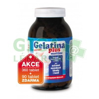 Gelatina Plus Maritime 360+90 tablet zdarma