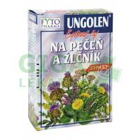 Ungolen Bylinný čaj játra+žlučník 50g