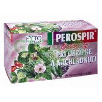 Perospir bylinný čaj chřipka a nachlazení 20x1.5g