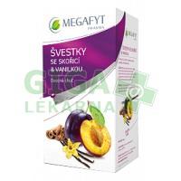 Megafyt Ovocný Švestky se skořicí a vanilkou 20x2g