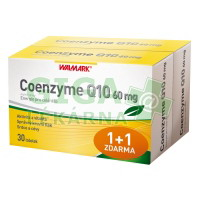 Walmark Coenzyme Q10 60mg 30+30 tobolek