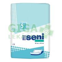 Podložky absorpční Seni Soft 60x60cm 5ks