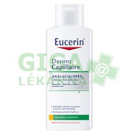 EUCERIN DermoCapillaire šampon proti suchým lupům 250ml