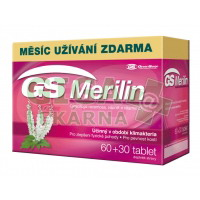 GS Merilin 60+30 tablet