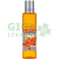 Saloos Sprchový olej Rakytník - Orange 125ml