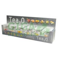 Čaj Tea2O MAXI BIOGENA 6x10 nálevových sáčků 2.5g